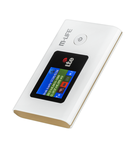 Router MiFi LTE 4G